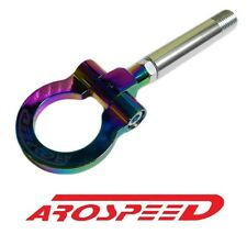 AROSPEED NEO CHROME SCREW IN TOW HOOK FOR 05-10 SCION TC