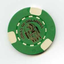 $25.00 Chip. Cimarron Bingo Casino. Perkins, Oklahoma