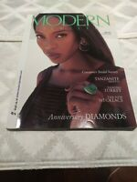 Modern Jeweler Magazine June 2005 Naomi Campbell