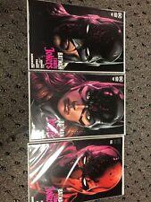 Batman Three Jokers #1 2 3 / Cover B Variant Set / Johns-Fabok Nm