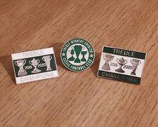 More details for celtic quadruple treble winners 2019-2020 new pin badge set gift
