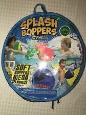 Splash Boppers Inflatable Boxing Gloves Pool Toys Splashers Shark Theme
