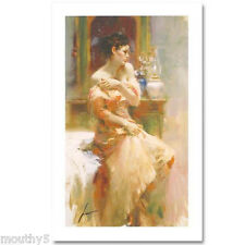 "PINO ""SILK TAFFETA"" NUMBERED/SIGNED GICLEE W/COA"