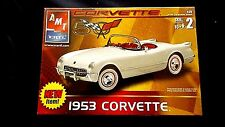 Model Kit 1953 Chevrolet Corvette AMT 1:25