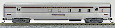 N Budd Passenger 72' RPO Car Canadian Pacific (Silver/Maroon) (1-041435)