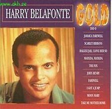 Harry Belafonte Gold (compilation, 12 tracks)  [CD]