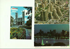 LOT OF 10 MONTREAL, QUEBEC, CANADA CHROME POSTCARDS   L-102