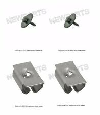 NEW Mercedes W124 W125 Undercar Shield Clip Nuts and Sheet Metal Screws