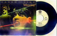 EARTH AND FIRE picture sleeve 45 WEEKEND Answer Me Holland
