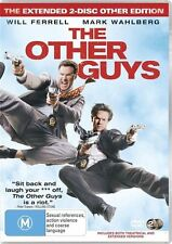 The Other Guys Extended 2-Disc Other Edition Region 4 DVD VGC