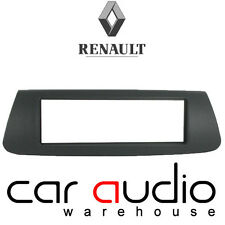 Connects2 CT24RT10 Renault Scenic 2009 On Car Stereo Single Din Fascia Panel