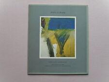 Willem de Kooning Exhibt Catalog - Smith College Museum of Art, 1965 - Not xlib