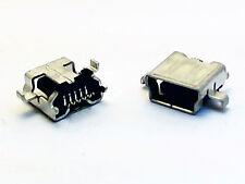 mini usb charging port plug smt connector jack blackberry 8800 8810 8820 8830