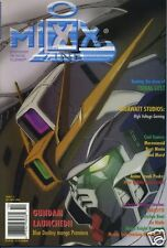MixxZine Vol 2 #2 Mobile Suit Gundam Oct/Nov 1998