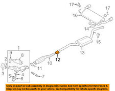FORD OEM 13-18 Escape 2.0L-L4 Exhaust-Front Muffler Clamp CV6Z5A231D