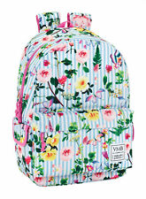 Floral Lady Backpack Rucksack Travel Work School Bag 46cm VICKY MARTIN BERROCAL