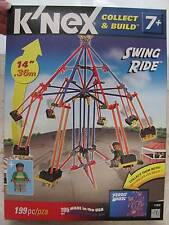 Knex Swing Ride Creative Play Building Toy New Sealed 14 In Tall K'Nex USA