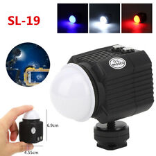 Orsda SL-19 Diving LED Fill Light 60m Underwater Waterproof Photography f Camera