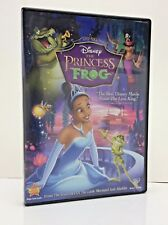 The Princess and the Frog 2010 DVD Disney Children Movie F271