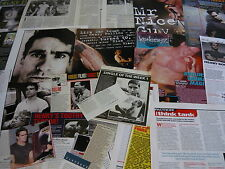 HENRY ROLLINS/BLACK FLAG - CUTTINGS/CLIPPINGS COLLECTION (REF E10)