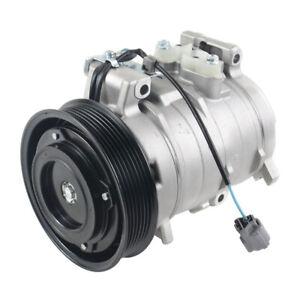 AC A/C Air Compressor for Honda Accord EX LX DX 03-07 L4 2.4L 38810RAAA01