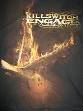 KILLSWITCH ENGAGED KSE Concert Tour (LG) T-Shirt
