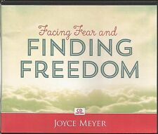 FACING FEAR AND FINDING FREEDOM           4 CDs      Joyce Meyer