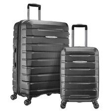 Samsonite Tech 2.0 2 Piece Hardside Spinner Luggage Set In GREY With TSA Lock