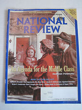 National Review VLXIVN23 - An Agenda For The Middle Class - Dec 17, 2012