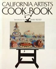 California Artists Cookbook by Chotsie Blank|James Beard