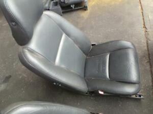 VOLVO XC90 BLACK LEATHER LEFT FRONT SEAT, 07/03-14