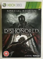 Dishonored Special Edition (Xbox 360) Factory Sealed Ultra Rare UK NEW