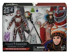 Power Rangers Lightning Collection MIGHTY MORPHIN LORD ZEDD RITA REPULSA Figures