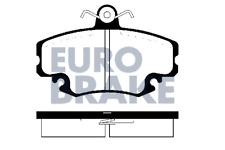 Bremsbelagsatz Scheibenbremse - Eurobrake 5502229957