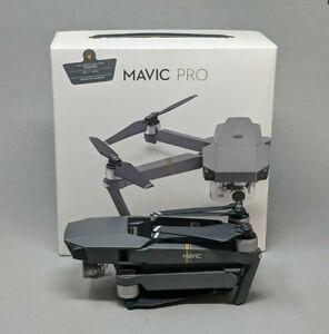 DJI Mavic Pro 4K Video Camera Quadcopter Drone ONLY