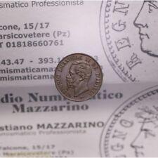 1 Centesimo 1867 M Valore Milano (Regno Italia VE II) Bello SPL LOT2164