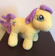"""My Pony Peluche """"Little MERRIWEATHER' 2006 giocattolo morbido Hasbro età 2+ anni Ombrello"""