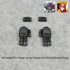 Movable Hands For Titans Return Overlord /Black Shadow /SIXSHOT /God Ginrai