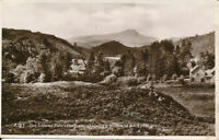 PC63914 Ben Lomond from Aberfoyle. Showing a Glimpse of Loch Ard. D. Cameron. 19