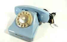 Vintage old disk rotary phone. . Good condition. USSR