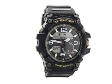Casio GG-1000-1AER G-Shock Mudmaster World Time Black Silicon Strap Watch