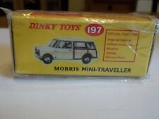 Atlas Dinky 197 Morris Mini Traveller - Unopened