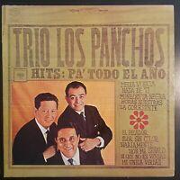 """Trio Los Panchos """"Hits: Pa' Todo El Año"""" Vinyl Record LP"""