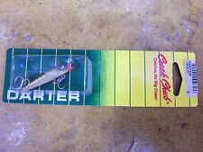 Creek Chub Darter I9000ULPPI Pike color!!  Ultra Light! Made in North America!