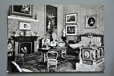 R&L Postcard: Kensington Palace Queen Victoria's Bedroom, Antique Furniture