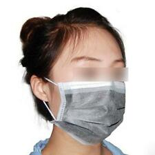 50pcs Disposable Medical Anti-Dust Activated Carbon Mouth Face Masks