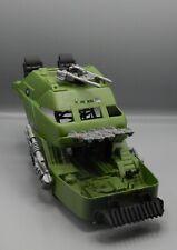 Vintage 1990 Hasbro GI Joe MOBILE BATTLE BUNKER Complete ARAH G.I. Toy tank !!!