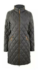 M&S Ladies duck Down Coat Charcoal RRP £99 Size 8