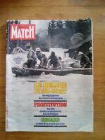 PARIS MATCH N°1469 - 1977 chagall farah diba marchais giscard JE hallier brejnev