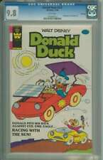 DONALD DUCK (FILE COPY) CGC 9.8 WHITE PAGES